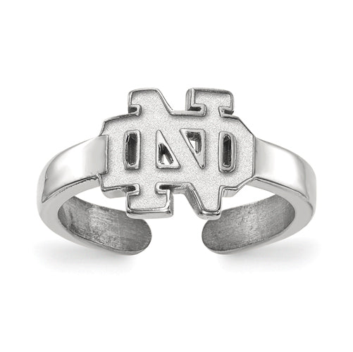 SS University of Notre Dame Toe Ring