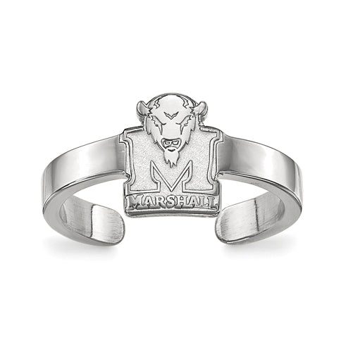 SS Marshall University Thundering Herd Toe Ring