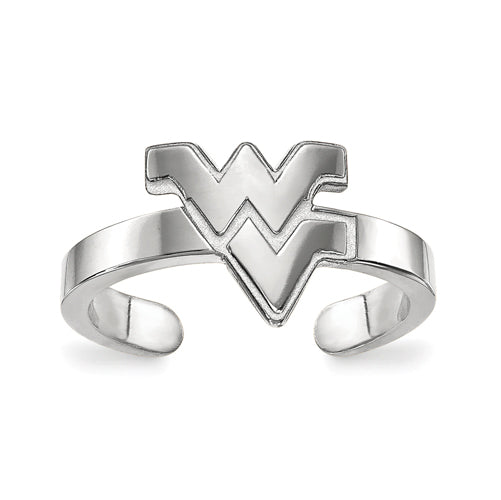 SS West Virginia University Toe Ring