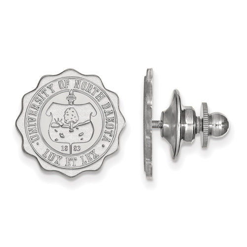 SS University of North Dakota Crest Lapel Pin