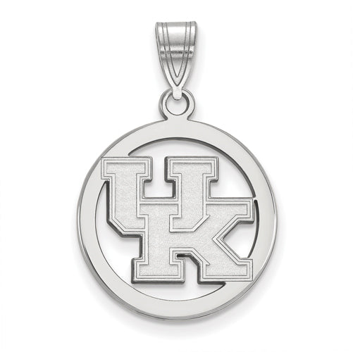 SS University of Kentucky Sm Pendant in Circle