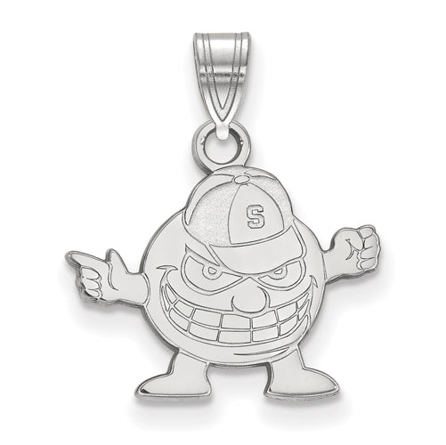 SS Syracuse University Small Otto the Orange Pendant