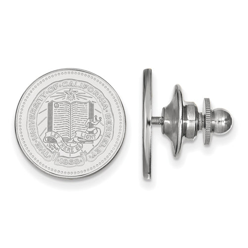 SS University of California Berkeley Crest Lapel Pin