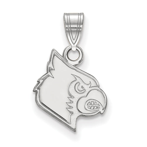 SS University of Louisville Small Cardinal Pendant