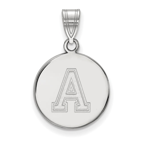 SS U.S. Military Academy Medium Disc Pendant