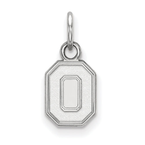 "SS Ohio State U XS Athletic ""O"" Pendant"