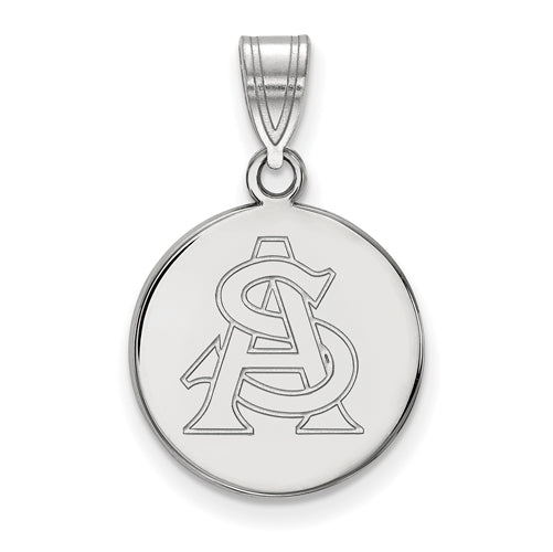 SS Arizona State University Medium Disc Pendant