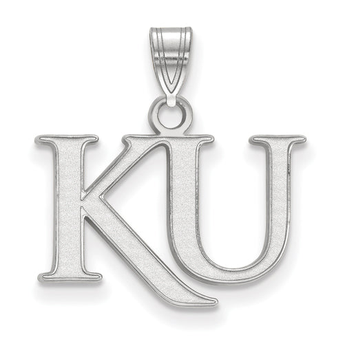 SS University of Kansas Small KU Pendant
