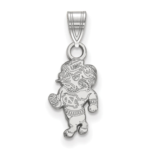 SS University of North Carolina Small Rameses Pendant