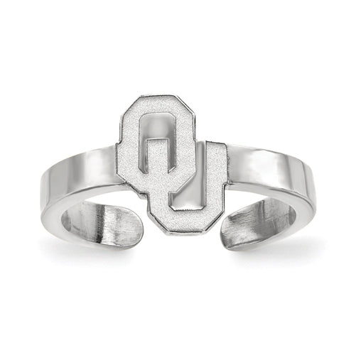 SS University of Oklahoma Toe Ring