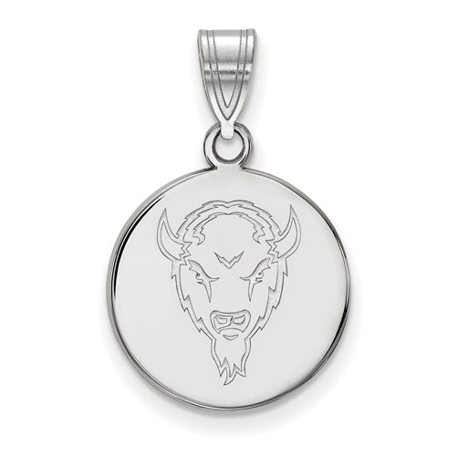 SS Marshall University Medium Bison Disc Pendant