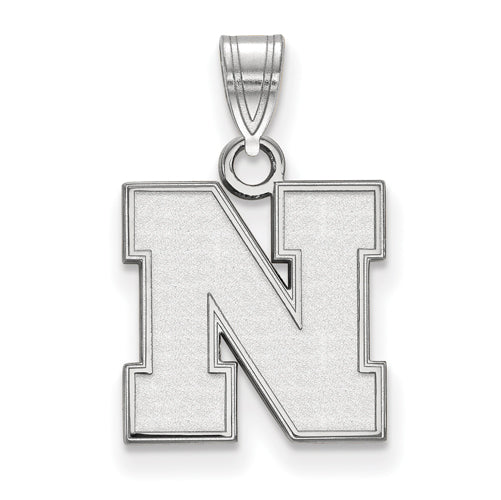 SS University of Nebraska Small Logo Pendant