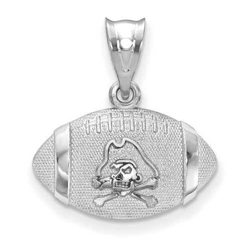 SS East Carolina University Football Pendant