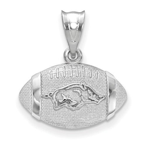 SS University of Arkansas Football Pendant
