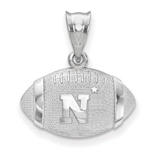 SS United States Naval Academy Football Pendant