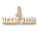 Texas Tech University TEXAS TECH 14 kt Gold Pendant