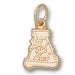 University of Alabama A  10 kt Gold Pendant