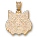 University of Arizona Wildcat 14 kt Gold Pendant