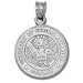 University of Central Arkansas Seal Sterling Silver Pendant