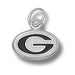University of Georgia G with ENAMEL Small Pendant
