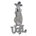 University of Louisville U of L Golf Bag Silver Pendant