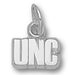 University of North Carolina UNC Silver Pendant