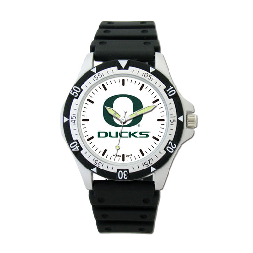 Univ Of Oregon Option Sport Watch With