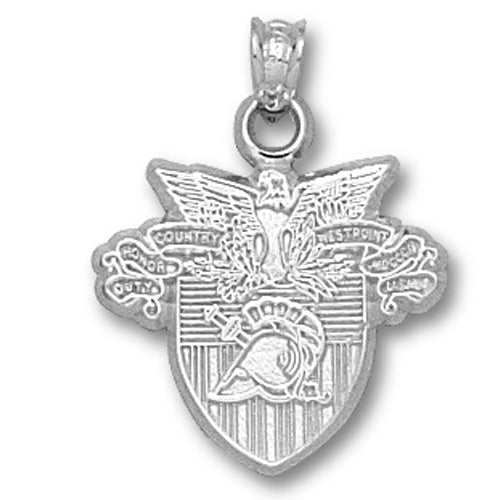 U.S. Military Academy ACADEMY SEAL Silver Pendant