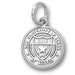 University of Texas Silver XS Pendant