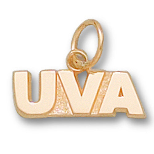 University of Virginia UVA 14 kt Gold Pendant