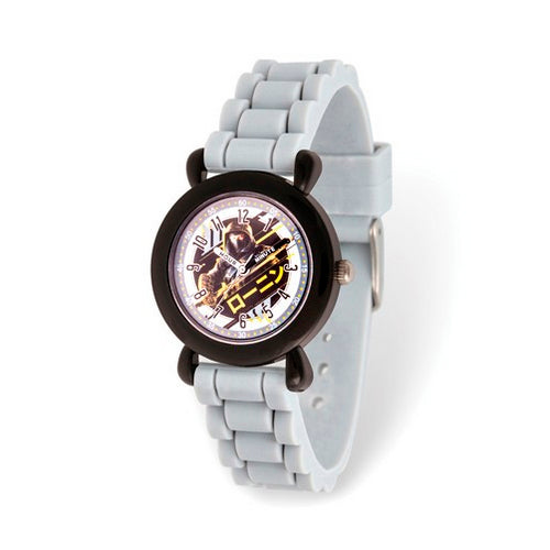 Marvel Kids Avengers Time Teacher White Silicone Watch