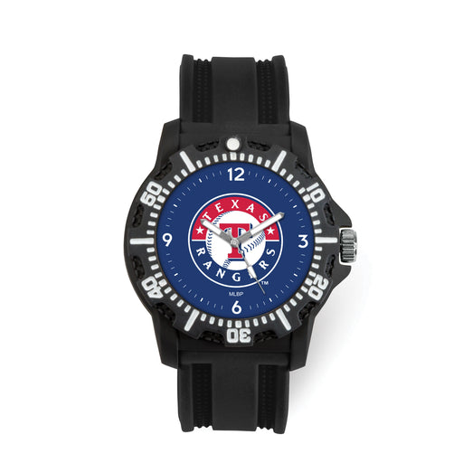 MLB Texas Rangers Model Three Watch by Rico Industries