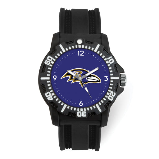 NFL Baltimore Ravens Model Three Watch by Rico Industries