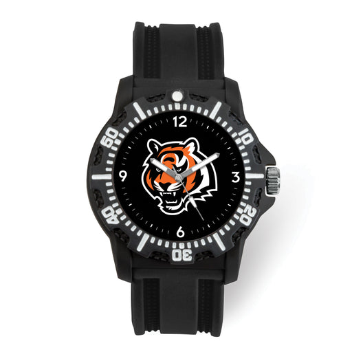 NFL Cincinnati Bengals Model Three Watch by Rico Industries