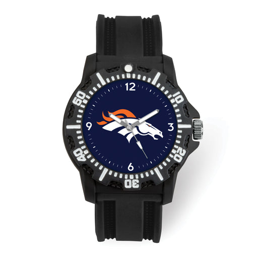 NFL Denver Broncos Model Three Watch by Rico Industries