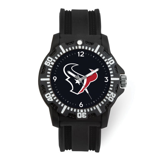 NFL Houston Texans Model Three Watch by Rico Industries