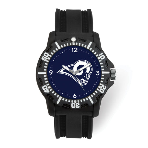 NFL Los Angeles Rams Model Three Watch by Rico Industries