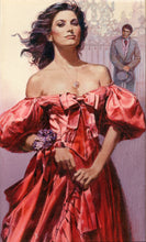Duillo, Elaine: paperback book cover art by the queen of the Romance covers