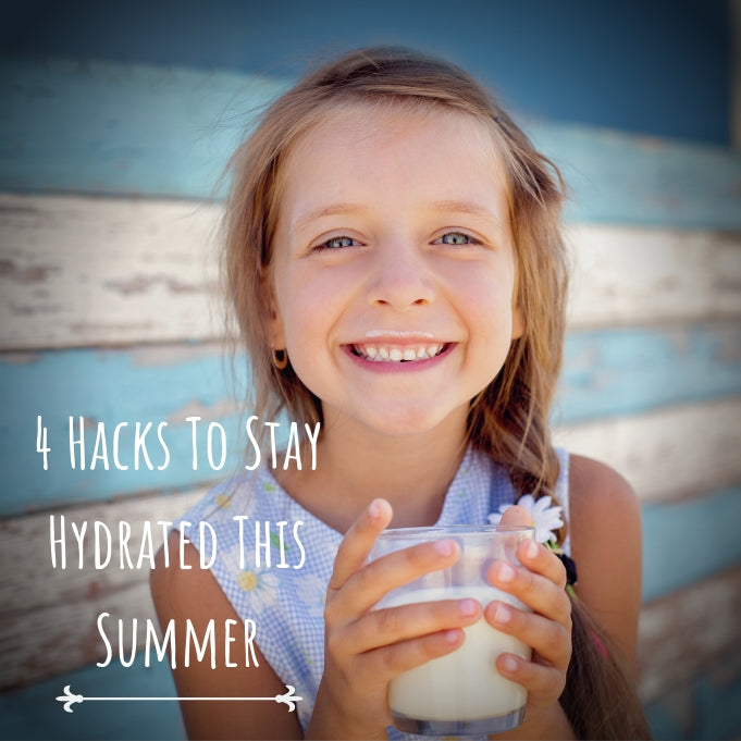 4 Hacks To Stay Hydrated This Summer