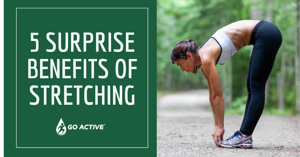 5 Surprise Benefits of Stretching