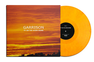 Garrison – TV Or The Atom Bomb LP PREORDER