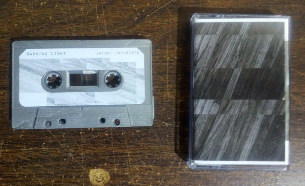 Warning Light - Latent Futurists cassettes