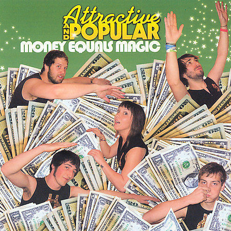 Attractive And Popular ‎– Money Equals Magic lp
