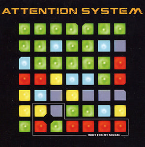 Attention System - Wait For Signal CD