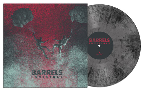Barrels - Invisible lp