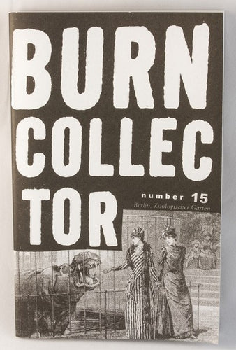 Burn Collector #15 - Al Burian
