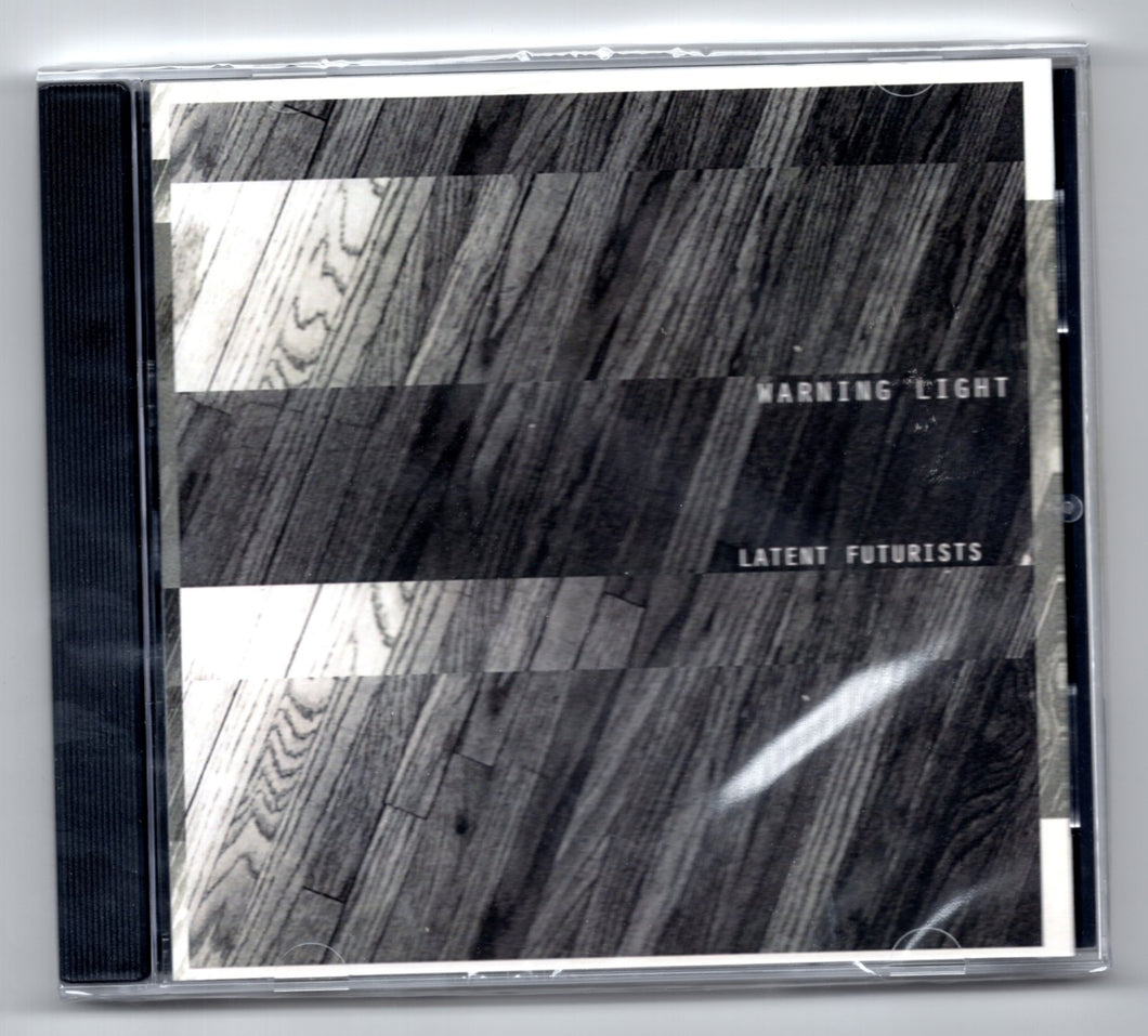 Warning Light - Latent Futurists CDr