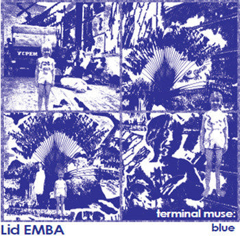Lid Emba - Terminal Muse:  Blue cd