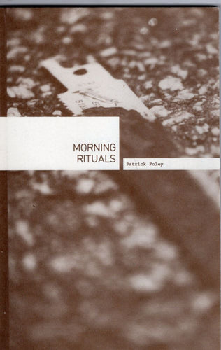 Morning Rituals book + cd by Patrick Foley