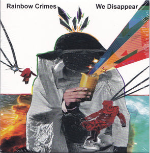 Rainbow Crimes ‎– We Disappear CD